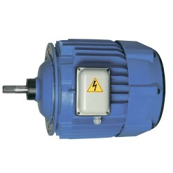 Электродвигатель подъема КГ 1608Д4 1,1 кВт