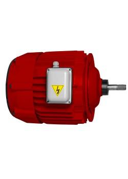 Электродвигатель подъема КГЕ II 2011Д6 4.5 кВт