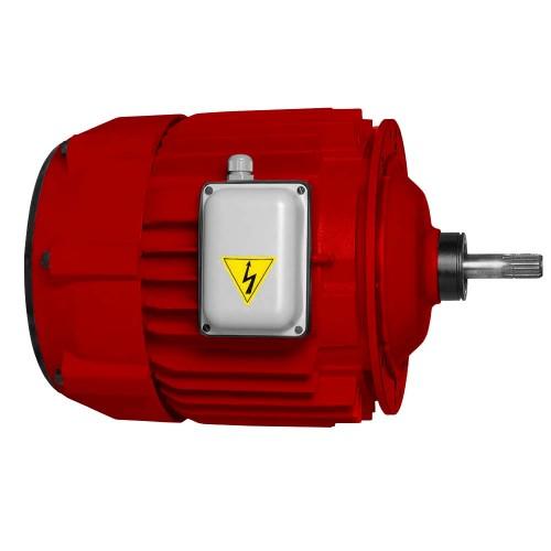 Электродвигатель подъема КГЕ II 1608-6 1.5 кВт