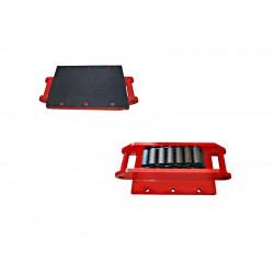 Роликовая платформа подкатная TOR VA2.5 г/п 2.5тн