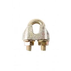 Зажим канатный TOR ф=8 мм DIN 1142