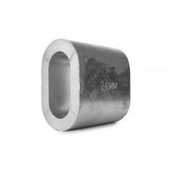 Втулка алюминиевая 24 мм TOR DIN 3093