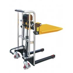 Штабелер ручной гидравлический TOR PJ4170, 400KGX1700MM