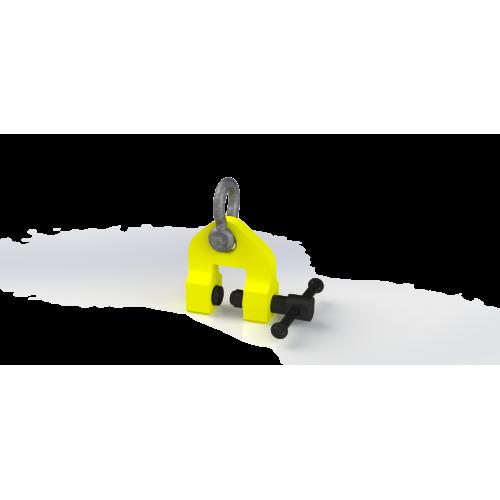 Захват струбцинный вертикальный ZSV (г/п 5 т, лист 0-80мм)