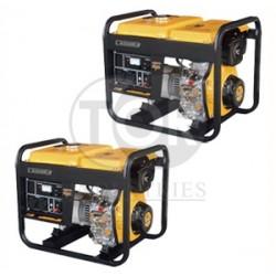 Генератор дизельный TOR LB-4000CXE 3,0кВт (COP), 220В, 12,5л