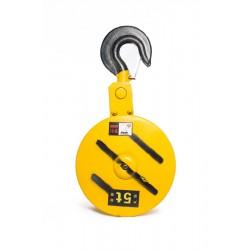 Крюковая подвеска для талей электрических TOR CD1 5,0 т