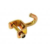 Крюк для стяжных ремней TOR 5,0 т 50 мм JK50501