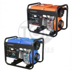 Генератор дизельный TOR LB-4000CXE 3,0кВт (COP), 380В, 12,5л
