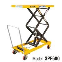 Стол подъемный передвижной XILIN г/п 680 кг 474-1500 мм SPF680