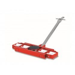 Роликовая платформа поворотная TOR X24 г/п 24тн