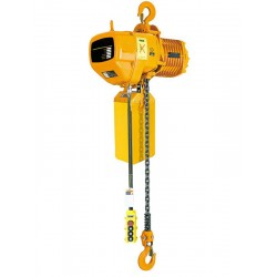 CТАЦ. Таль электрическая цепная TOR ТЭЦС (HHBD0.5-01) 0,5 т 24 м